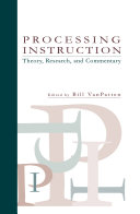 Processing Instruction Pdf/ePub eBook