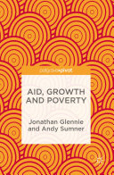 Aid, Growth and Poverty