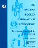 The Waltham Book of Human animal Interaction
