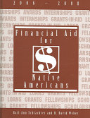 Financial Aid for Native Americans  2006 2008
