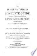 The Hunter S Trapper S Complete Guide Book PDF