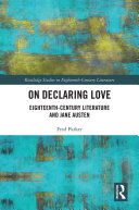 Pdf On Declaring Love Telecharger