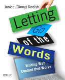 Letting Go of the Words