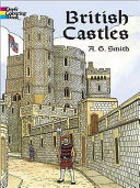 British Castles Coloring Book