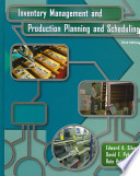 Inventory Management and Production Planning and Scheduling