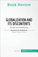 Book Review  Globalization and Its Discontents by Joseph Stiglitz