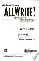Allwrite! User's Guide