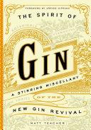 The Spirit of Gin Pdf/ePub eBook