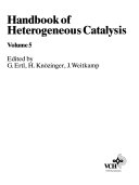 Handbook Of Heterogeneous Catalysis Book PDF