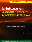 Briefcase on Constitutional & Administrative Law