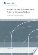 Guide on Market Surveillance and Safety of Consumer Products