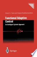 Functional Adaptive Control Book