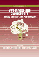 Sweetness and Sweeteners Book