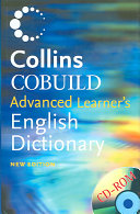 Collins COBUILD Advanced Learner s English Dictionary