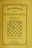 American Chess Journal