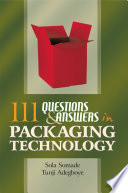 111 Questions And Answers In Packaging Technology Book PDF