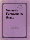 Assessing Employability Skills