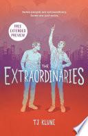 The Extraordinaries Sneak Peek