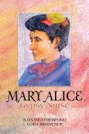 MARY ALICE Pdf/ePub eBook