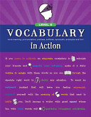 Vocabulary in Action Level E