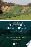 The Role of Agriculture in Climate Change Mitigation