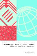 Sharing Clinical Trial Data Pdf/ePub eBook