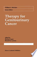 Therapy for Genitourinary Cancer Book