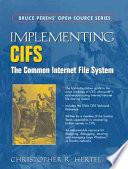 Implementing CIFS