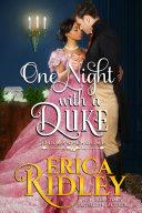 One Night with a Duke Pdf/ePub eBook