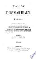 Hall's Journal of Health