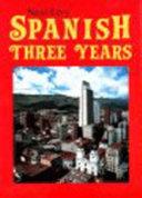 The Nassi/Levy Spanish Three Years