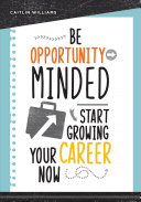 Be Opportunity-minded