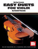 Easy Duets for Violin