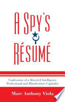 A Spy s Resume Book