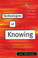Technologies of Knowing