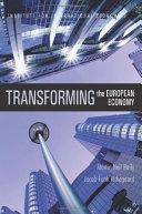 Transforming the European Economy [Pdf/ePub] eBook