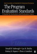 The Program Evaluation Standards