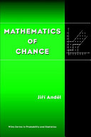 Mathematics of Chance