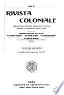 Rivista coloniale