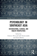 Psychology in Southeast Asia