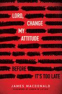 Lord, Change My Attitude Pdf/ePub eBook