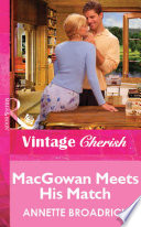 Macgowan Meets His Match Mills Boon Vintage Cherish