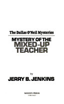 Mystery of the Mixed Up Teacher
