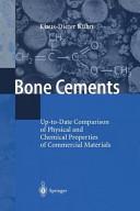 Bone Cements Book