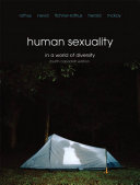 Human Sexuality in a World of Diversity  Fourth Canadian Edition  Book