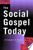 The Social Gospel Today