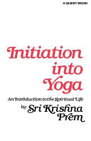 Initiation Into Yoga