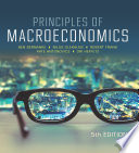 Cover of Principles of Macroeconomics, Fifth Edition