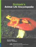 Grzimek S Animal Life Encyclopedia Amphibians