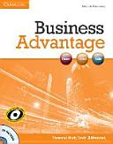 Business advantage. C1 : Advanced : Personal study book